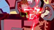Omniverse Kevin's (Ben 10- Omniverse) energy redirection