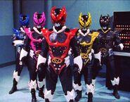 Psycho Rangers (Power Rangers)