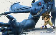 Shu and his dragon