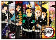 Demon Hunters (Demon Slayer - Kimetsu no Yaiba)