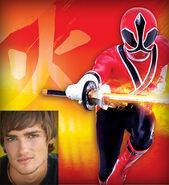 Red Ranger Samurai