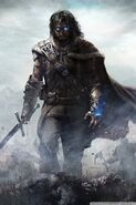 Talion Shadow of Mordor