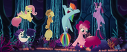 The Mane Six are turned into seaponies MLPTM