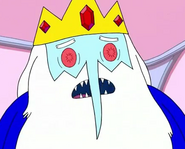 Ice King's Wizard Eyes