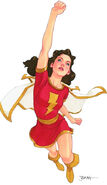 Mary Marvel (DC Comics)