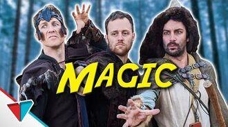 Annoying bright spells in games - Magic