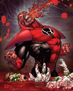 Atrocitus (DC Comics) rules