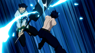 Gray Fullbuster (Fairy Tail) vs. Vanish Brothers