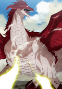 Irene true dragon form