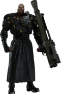 Nemesis (RE3 Remake)