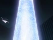 Rukia Kuchiki (Bleach) Ice pillar 2