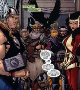 Exiles Asgardians