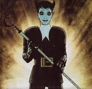 Klarion the Witch Boy (DC Comics) fork