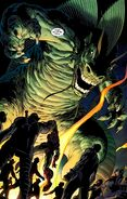 Fin Fang Foom Marvel Comics