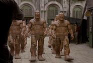 Going postal golems (Discworld)