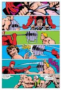Daredevil's Strength