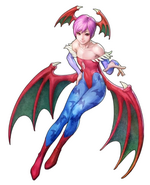 Darkstalkers Resurrection Lilith