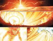 Superman's Super Flare Wave