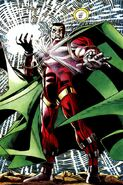 Augustus Freeman Icon (DC Comics)