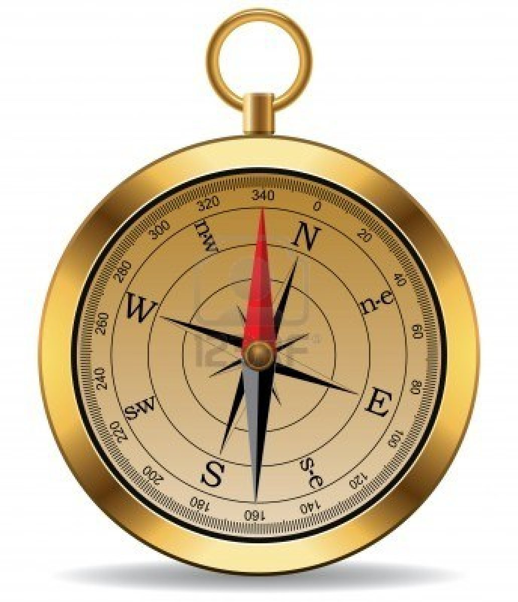 Compass sense