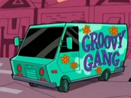 Groovy Gang Van