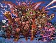 Monster Society Of Evil