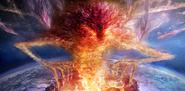 Dark Gaia's Awakening
