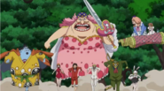 Big Mom endurance