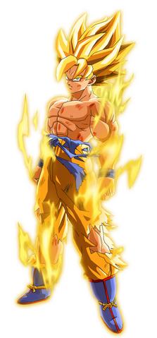 File:Goku Super Saiyan.png