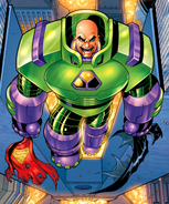 Lex Luthor Suit