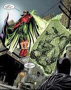 Net Creation By Green Lantern