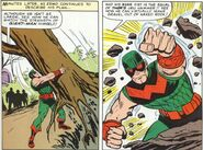 Wonder Man's Strength (1)