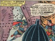 Composite Superman's (DC Comics) strength