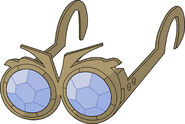 Crystal Glasses (Xiaolin Showdown)