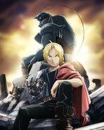 Elric Brothers (Fullmetal Alchemist)