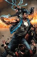John Torkelson Torque (Valiant Entertainment) Harbinger Vol 2 9 Textless