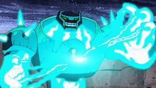 Shock Rock Ben 10 Rebbot