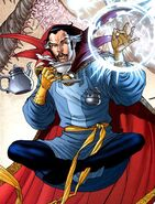 Stephen Strange (Marvel) levitation
