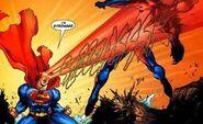 Superman HeatVision