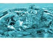 Viscosity of water
