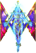 Aesir, The God of Chaos (Bayonetta 2)