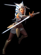 Ahsoka Tano Adult (Star Wars)