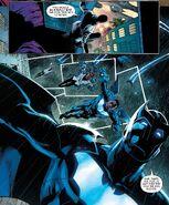 Batwing's Suit Up