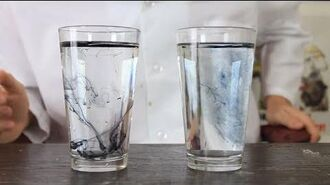 Brownian motion - Science Experiment