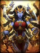 Kali (SMITE)