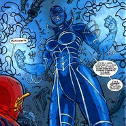 Amunet Black Blacksmith (DC Comics)