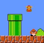 Mario dying