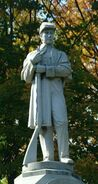 SCP-011 - Sentient Civil War Memorial Statue (SCP Foundation)