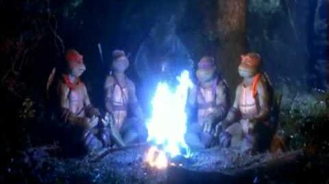 Teenage Mutant Ninja Turtles I - Campfire