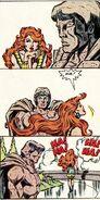 Lorelei (Marvel) petrify